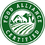 Food alliance certified, healthy eating, agriculture