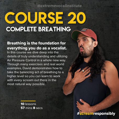 Course 20 is now live!
