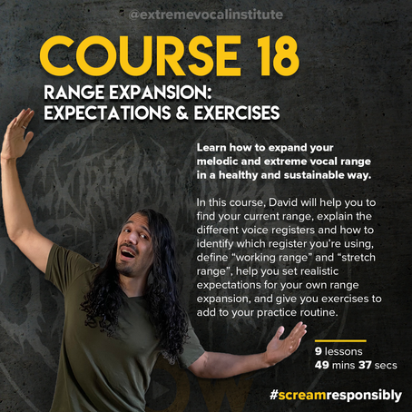 EVI Now Course 18 is live!