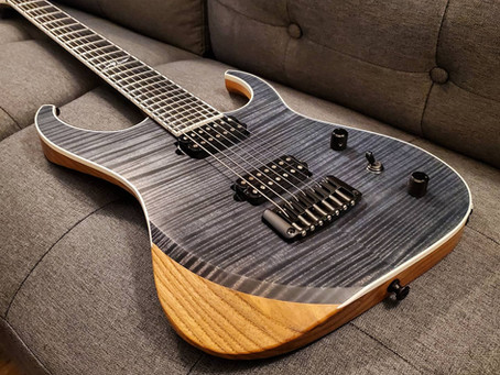 EVI Acts: Equilibrium Guitars (small business spotlight)