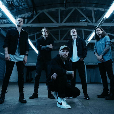 EVI Students in the wild: We Came As Romans drops new single 'Darkbloom'