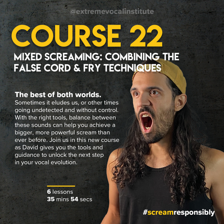 Course 22 is now live!