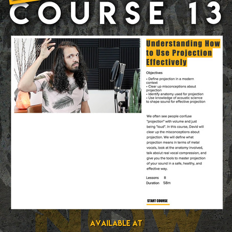EVI Now: Course 13 is live!