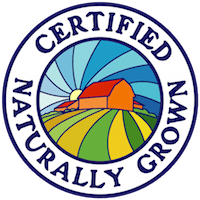 Certified naturally grown, healthy eating, agriculture