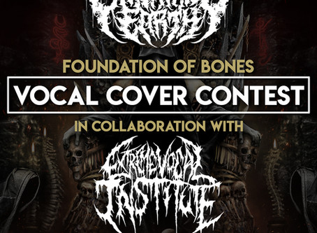 EVI and Enterprise Earth announce 'Foundation of Bones' vocal cover contest!