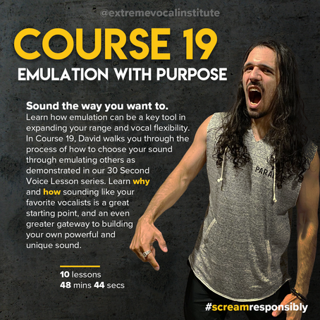 Course 19 is now live!