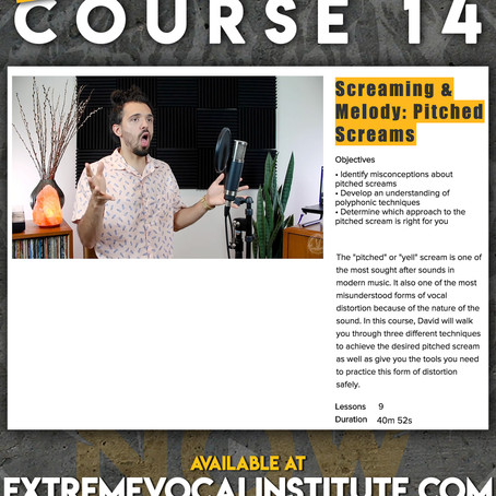 EVI Now: Course 14 is live!