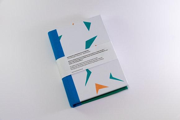 Triangle notebook A6