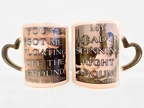 Exorcism Couples' Mug Set