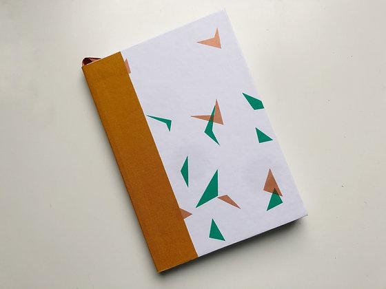Triangle Notebook A5