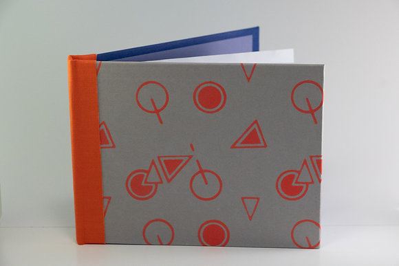 Bike notebook A6