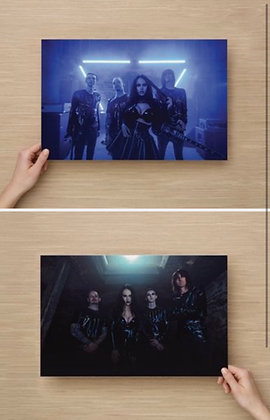 Double-Sided 11x17 Poster