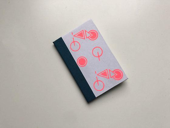 Bike notebook A7