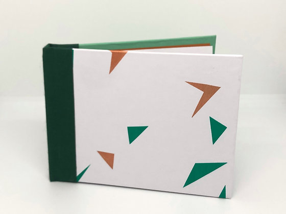 Triangle notebook A6