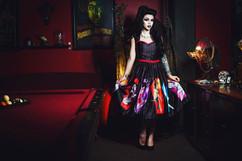 REBEL LOVE CLOTHING CAMPAGAIN SHOT BY CLAUDIA KAY
