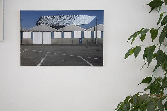 Hadid&Hangars - Print
