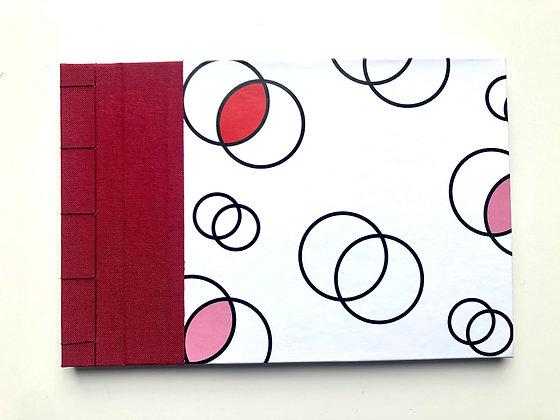 Notebook Rings (digital printed front)