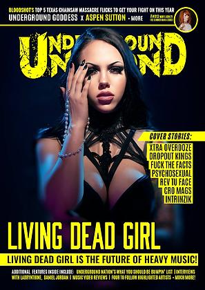 Underground Nation Magazine - SIGNED!