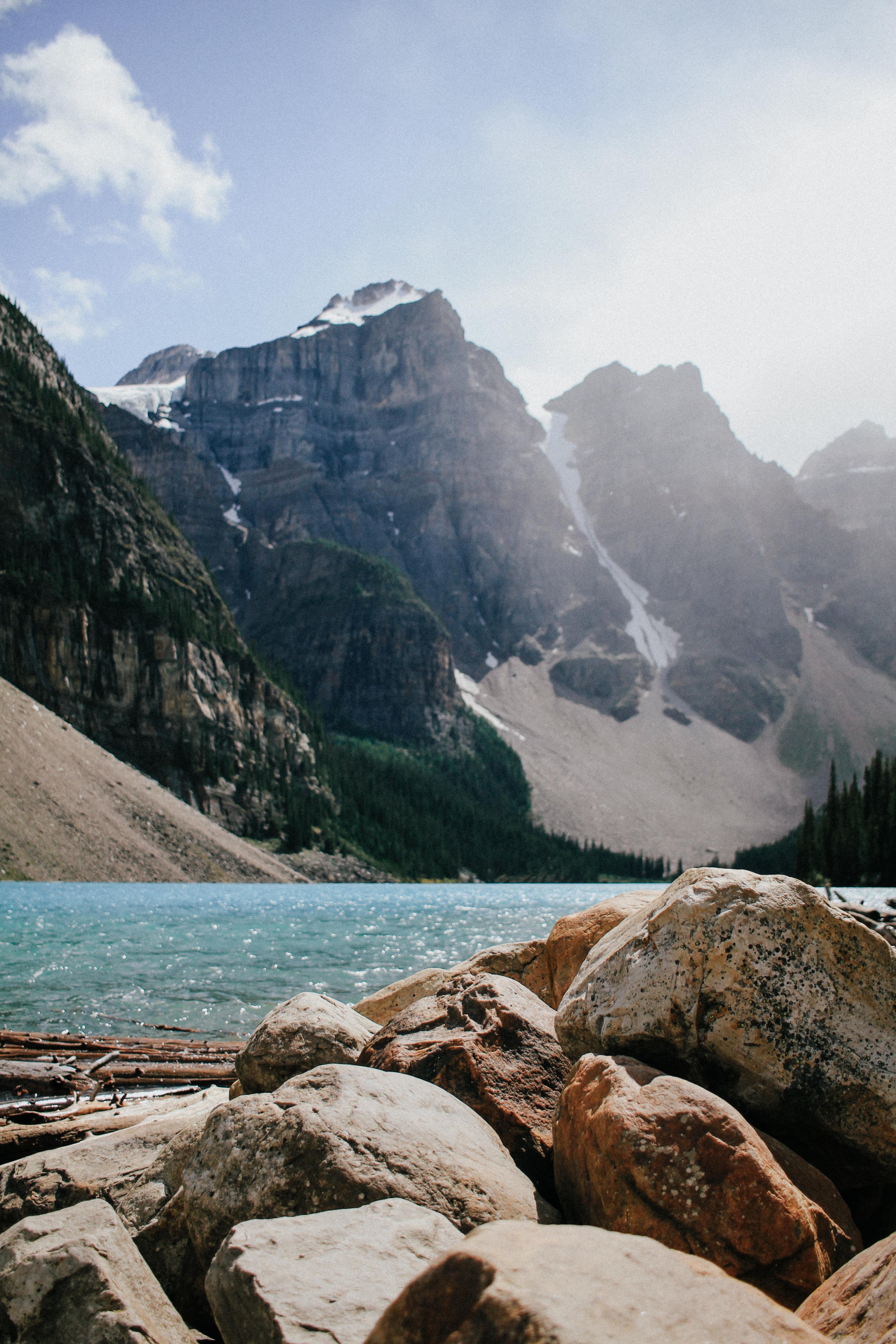 Moraine Lake, Alberta, Canada
