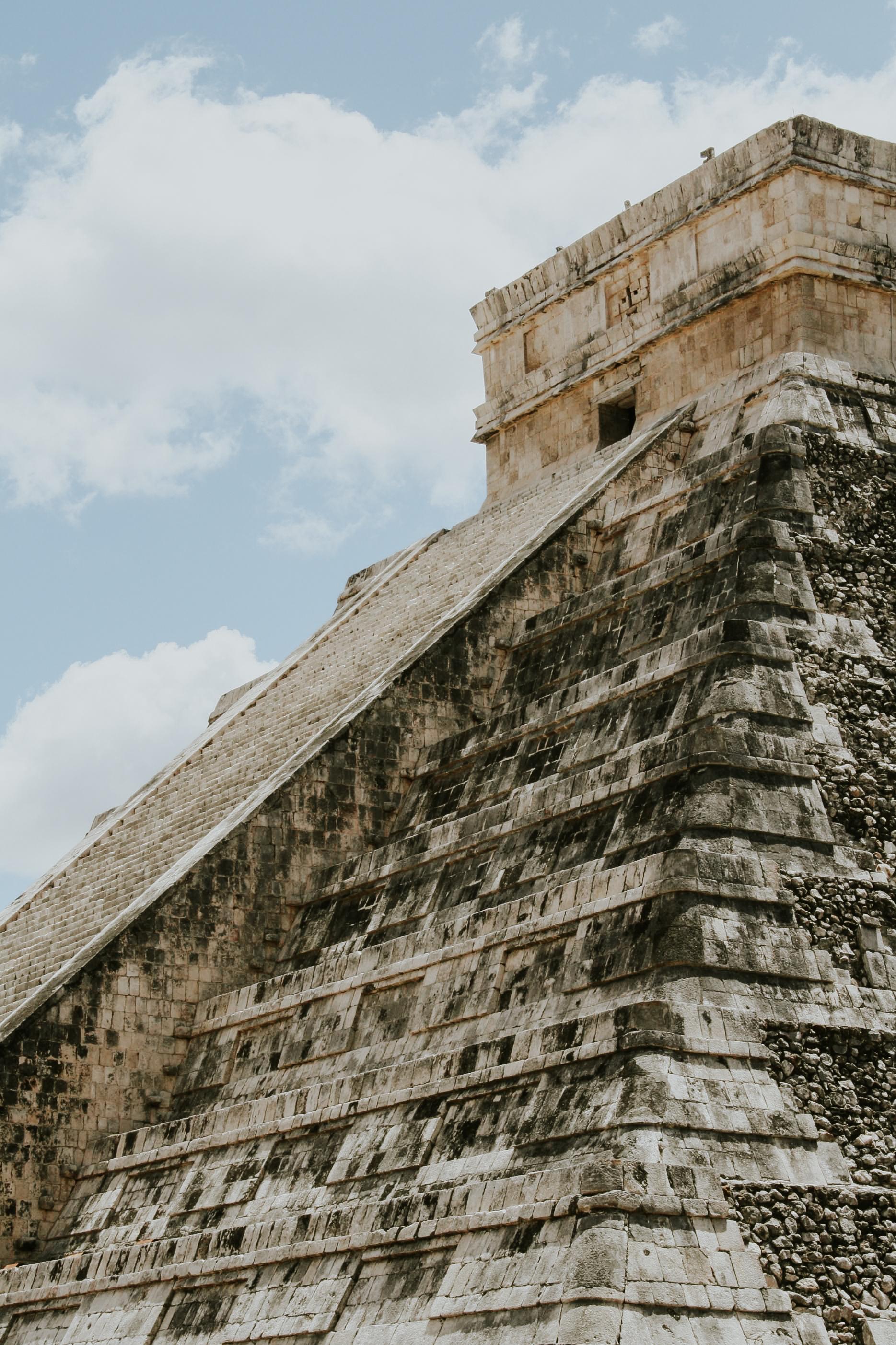 Chichen-Itza, Yucatan, Mexico