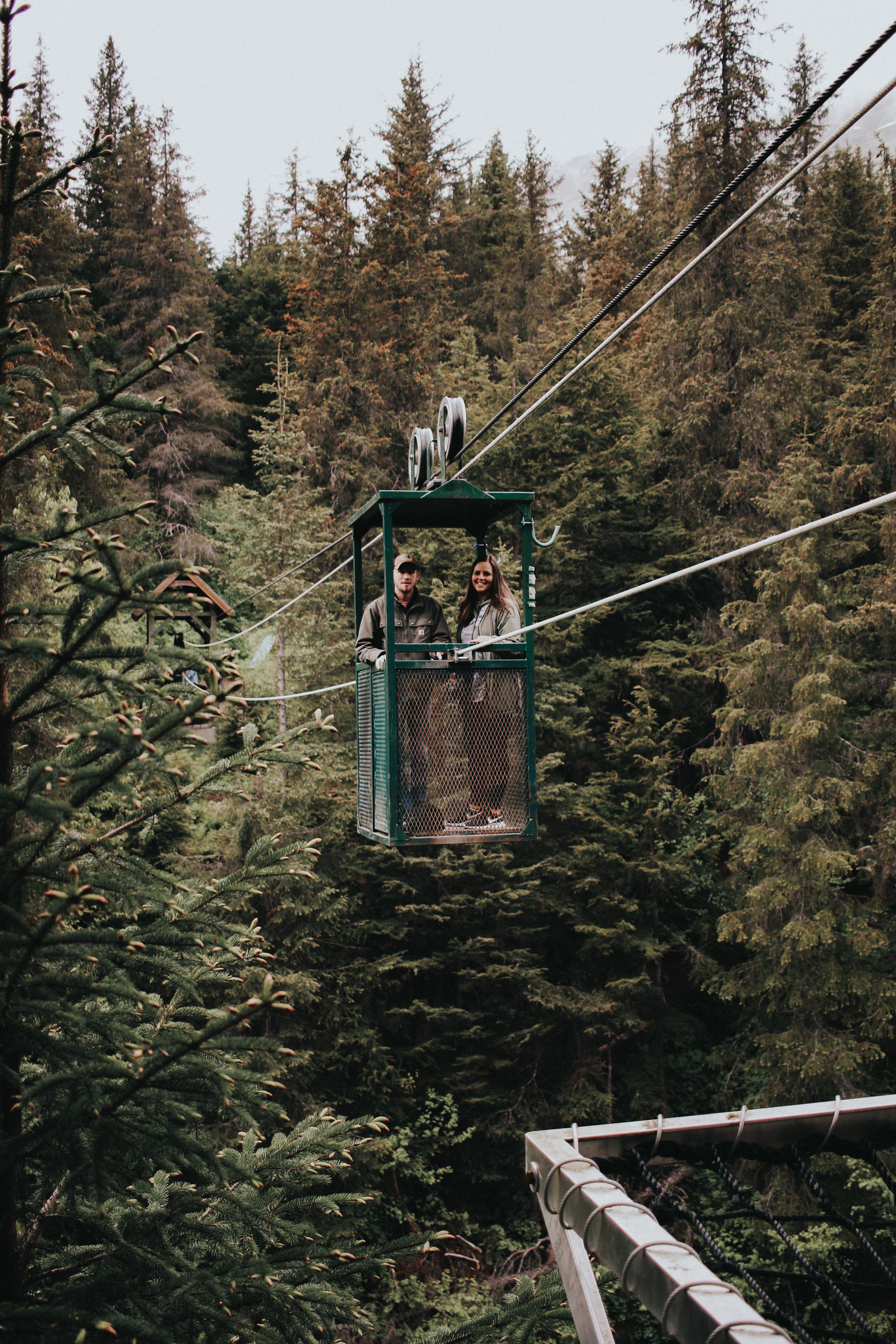 Winner Creek Trail, Alaska