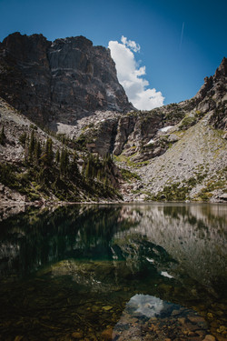 Emerald Lake, Rocky Mountain NP