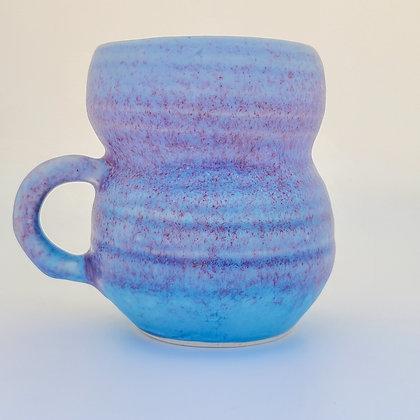 Bubble Mug (purple/blue)