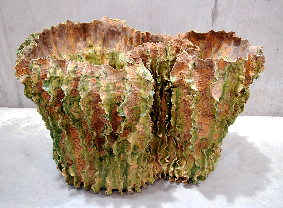 sponge pot