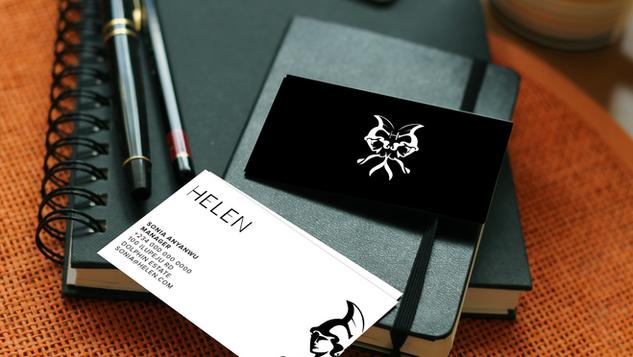 Helen Business Cards