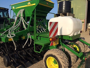 John Deere 750a liquid applicator