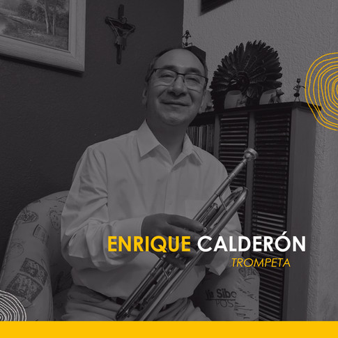 ENRIQUE CALDERÓN