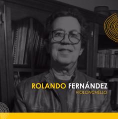 ROLANDO FERNÁNDEZ