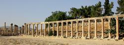 Jerash Colonnade Jordan