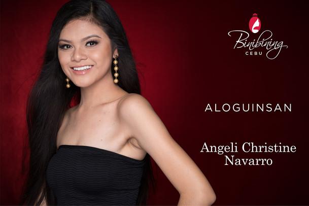 Aloguinsan - Angeli CHristine Navarro