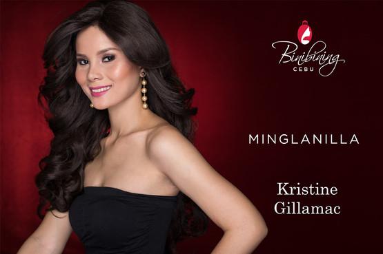 Minglanilla - Kristine Gillamac