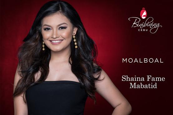 Moalboal - Shaina Fame Mabatid