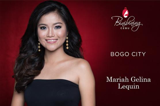 Bogo City - Mariah Gelina Lequin