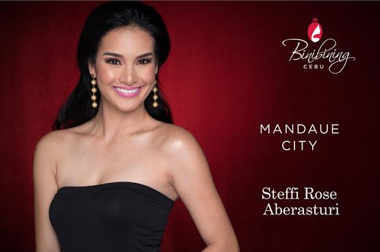 Mandaue City - Steffu Rose Aberasturi