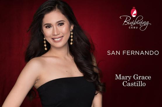 San Fernando - Mary Grace Castillo