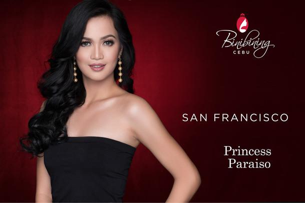 San Francisco - Princess Paraiso