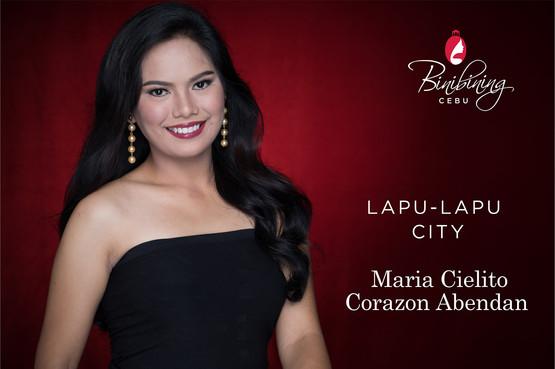 Lapu-Lapu City - Maria Cielito Corazon Abendan