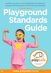 Playsafe Playground Standards Guide NZS 5828:2015