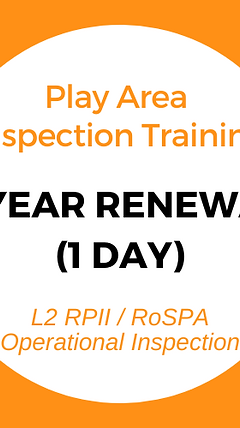 Inspection Training - Renewal (1 Day)