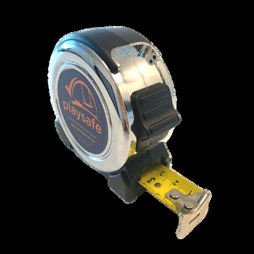 Tape Measure 8m - Playsafe Inspection