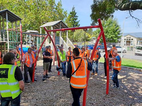 Playground-Level 2 Training Workshop