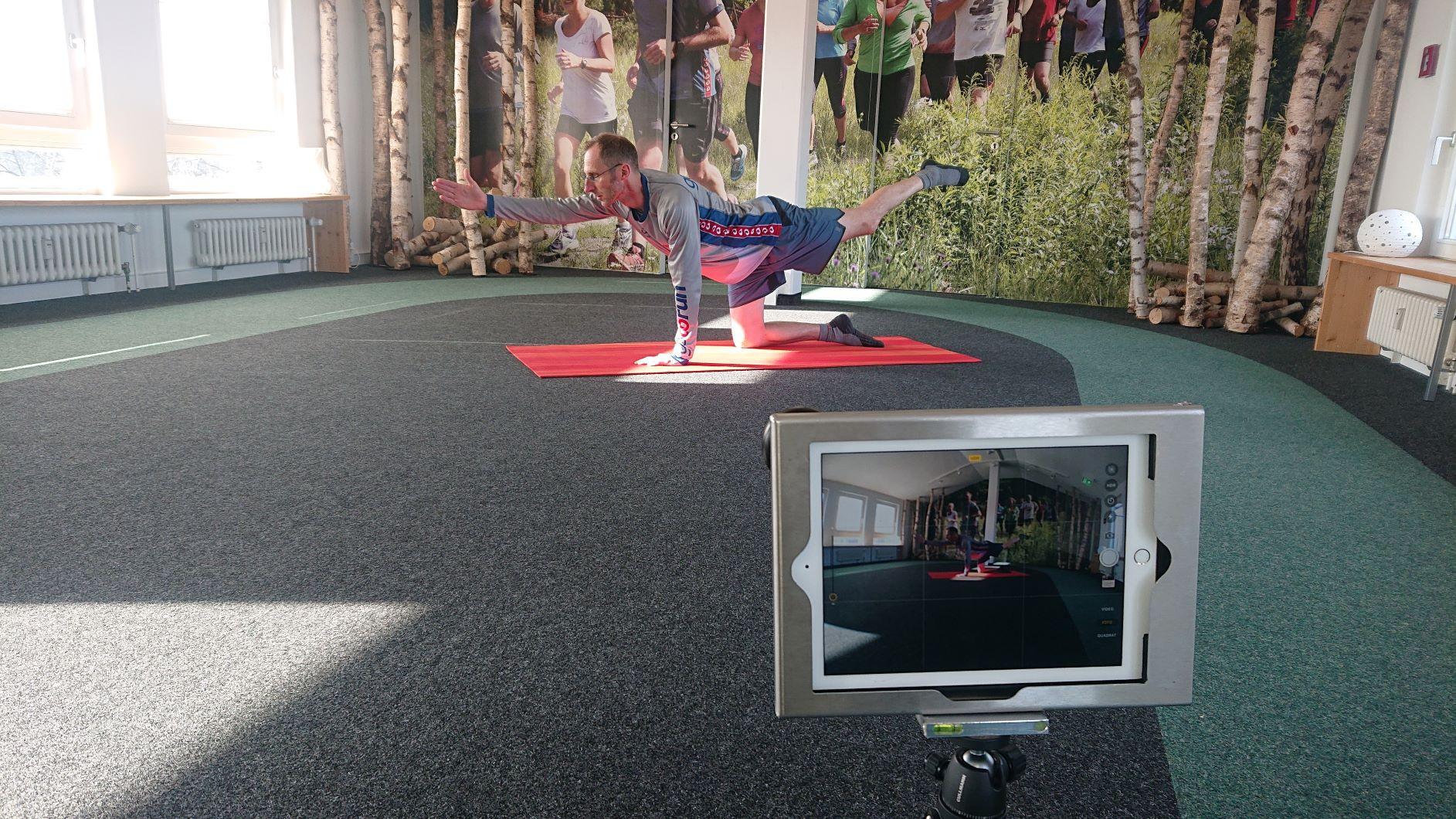 Einzeltermin Stabi-Training (per Zoom)