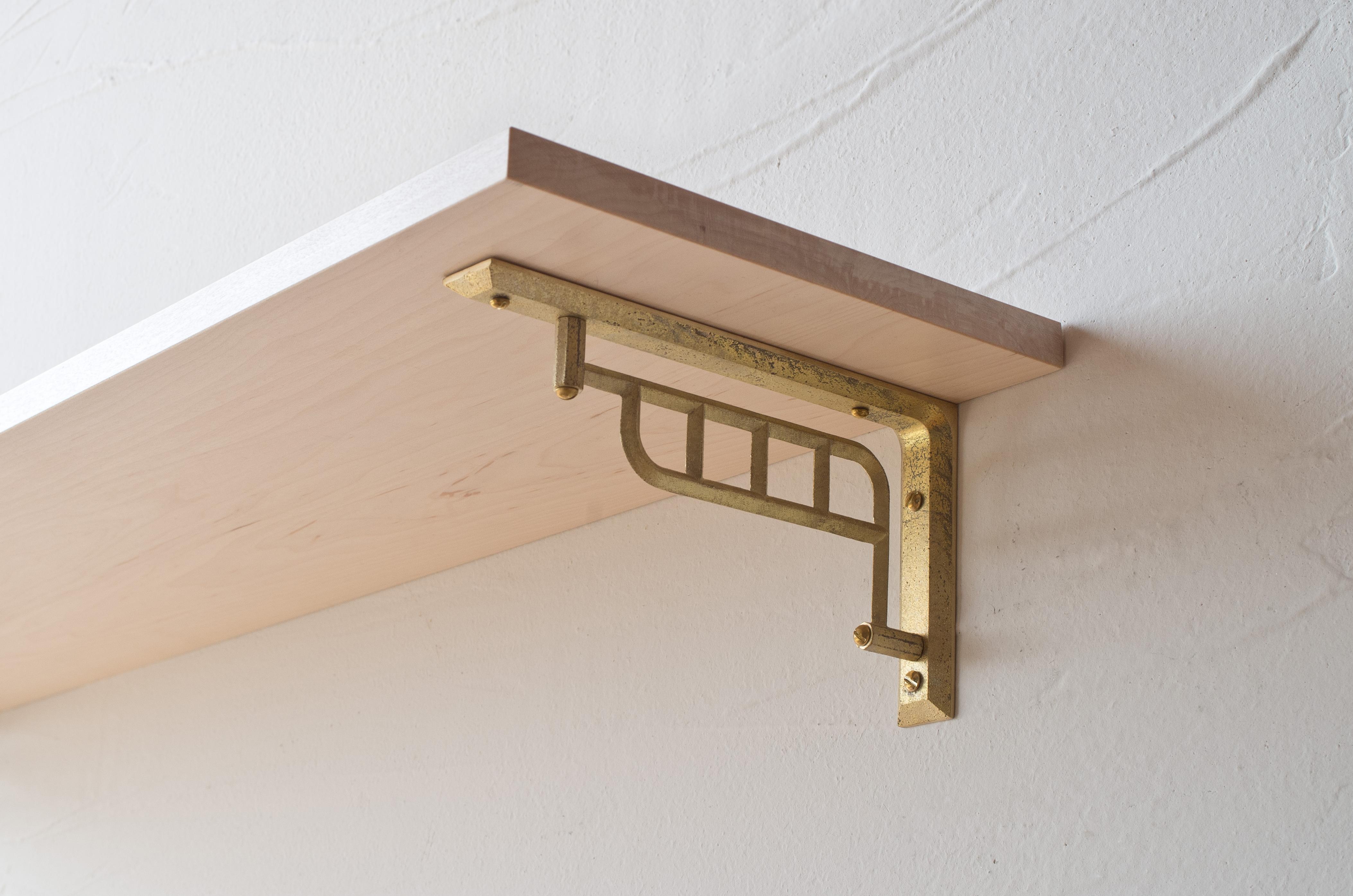 黃銅層架 - 開孔款(中)