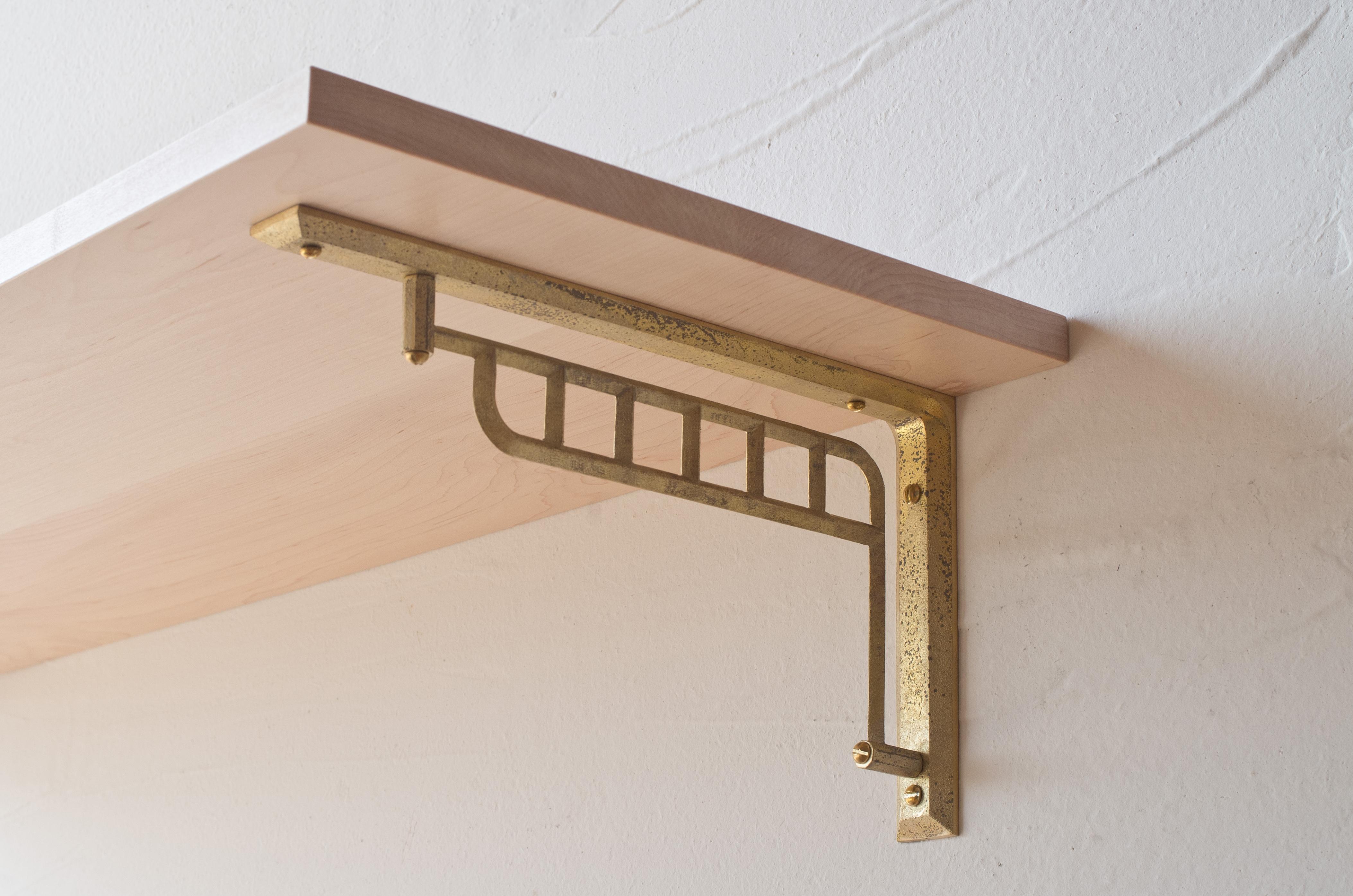 黃銅層架 - 開孔款(大)