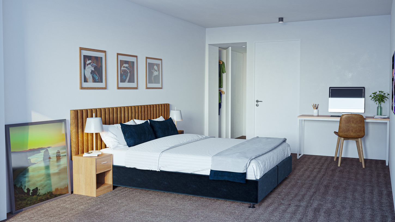 Ocean Drive Bedroom
