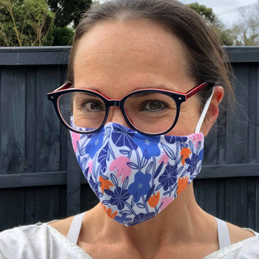 Bloom Face Masks